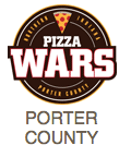 Pizza Wars graphic design