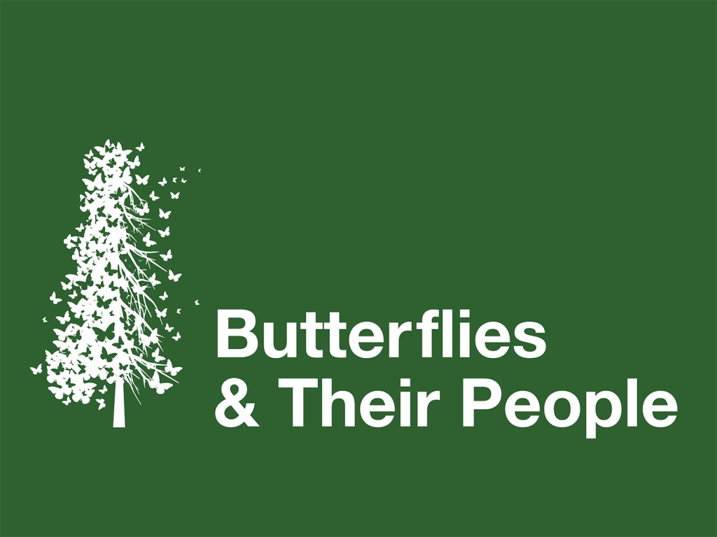 Butterflies and Their People Logo